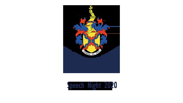 Speech Night 2020